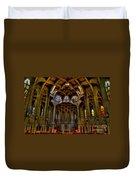 Westminster Abby Duvet Cover