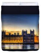 Westminster London Duvet Cover