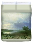 Wet Meadow Duvet Cover