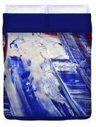 Wet Paint 58 Duvet Cover