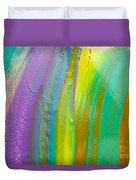 Wet Paint 8 Duvet Cover