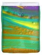 Wet Paint 9 Duvet Cover