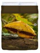 Wet Shroom Duvet Cover