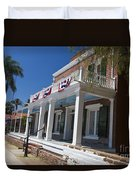 Whaley House Old Town San Diego Duvet Cover
