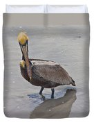 What Are You Lookin At Duvet Cover