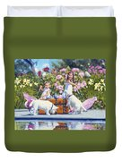 Whats Your Cup Of Tea Duvet Cover