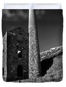 Wheal Coates Engine House Duvet Cover