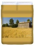 Wheat Field, France Duvet Cover