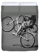 Wheelie Boys Duvet Cover
