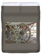 Wheels Duvet Cover
