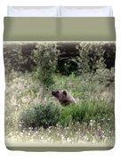 When Bears Dream Duvet Cover