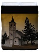 When Heaven Is Your Home Duvet Cover by Jeff Swan