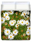 When I See Them I Am Reminded Of Your Love Duvet Cover