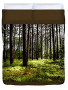 When The Forest Beckons Duvet Cover