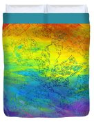 When The Sun Goes Down Duvet Cover