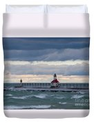 When The Wind Blows Duvet Cover