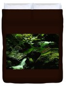 Where Solace Abounds Duvet Cover