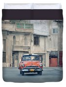 Where The Streets Do Have Names.. Duvet Cover