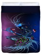 Whirlwind - Abstract Duvet Cover