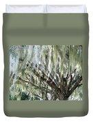 Whispering Oaks Duvet Cover