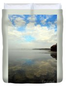 Whispering Skies Duvet Cover