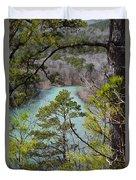 Whistling Pines Duvet Cover