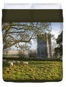 Whitcombe Church Duvet Cover