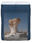 White Desert Duvet Cover