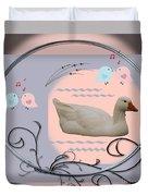 White Goose Series 1 Duvet Cover