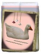 White Goose Series 2 Duvet Cover