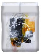 White Out 3 Duvet Cover