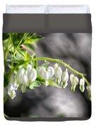 White Queen Duvet Cover