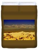 White Sands New Mexico Duvet Cover