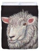 White Sheep Duvet Cover