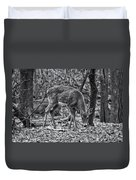 White-tail Deer Duvet Cover