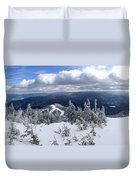 Whiteface Mountain View On Sale Now Duvet Cover