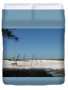 Whitesand Beach Duvet Cover