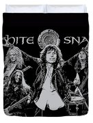 Whitesnake No.01 Duvet Cover