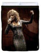 Whitney Houston Duvet Cover
