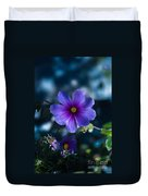 Who You Calling A Pansy? Duvet Cover