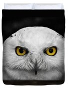 Whoooo's There?  Duvet Cover