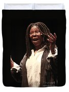 Whoopi Goldberg Duvet Cover