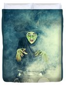 Wicked Witch  Duvet Cover
