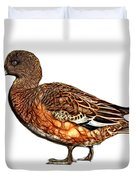Wigeon Art - 7415 - Wb Duvet Cover