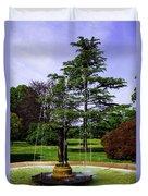 Wilcox Park Duvet Cover