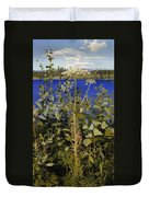 Wild Angelica Duvet Cover