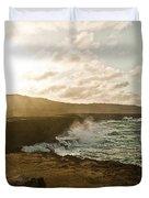 Wild Aruba Duvet Cover