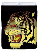 Wild At Heart Shere Khan Duvet Cover