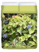 Wild Berries Duvet Cover