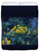 Wild Daisies Duvet Cover